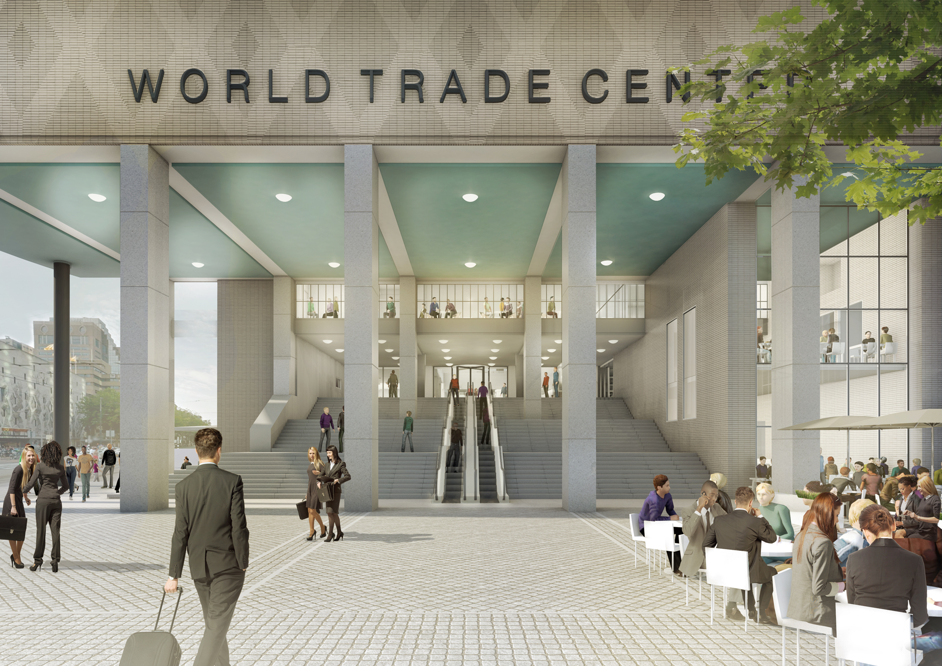 World Trade Center Rotterdam opent hotel met 168 kamers