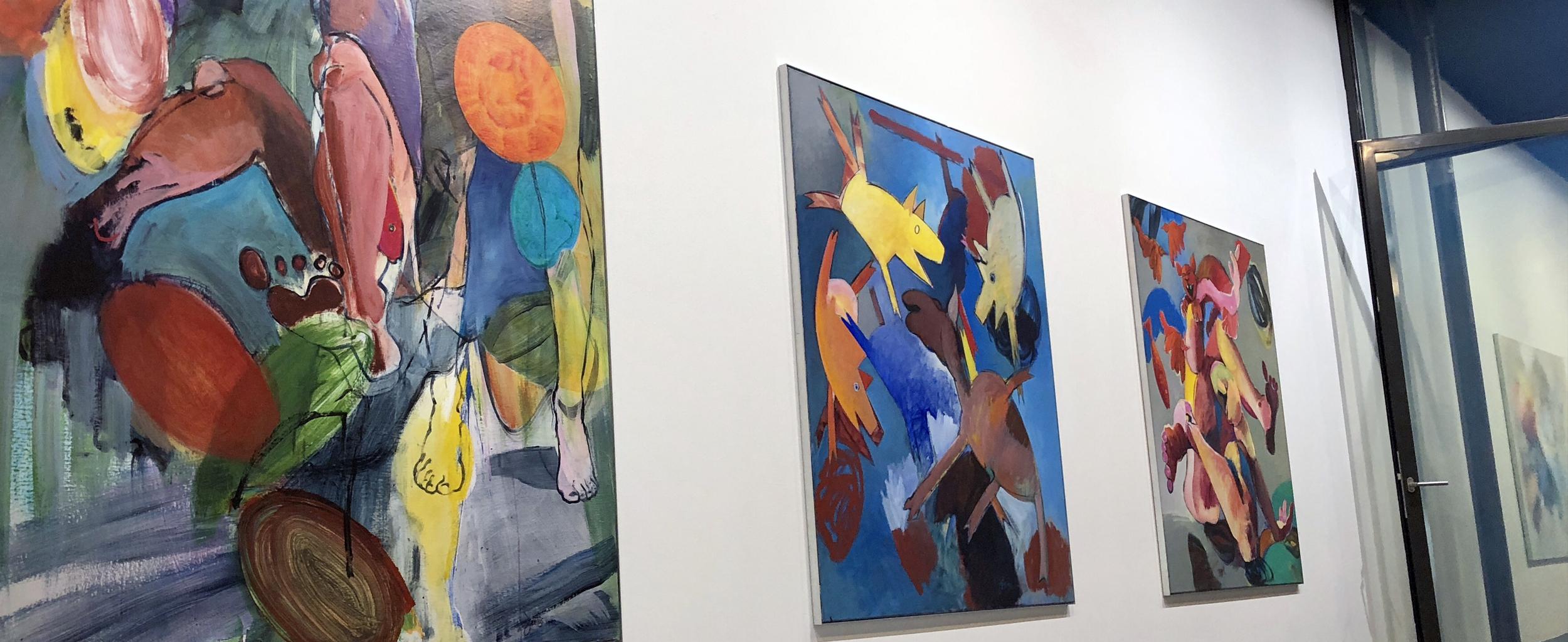 Zomerexpositie WTC Rotterdam Art Gallery