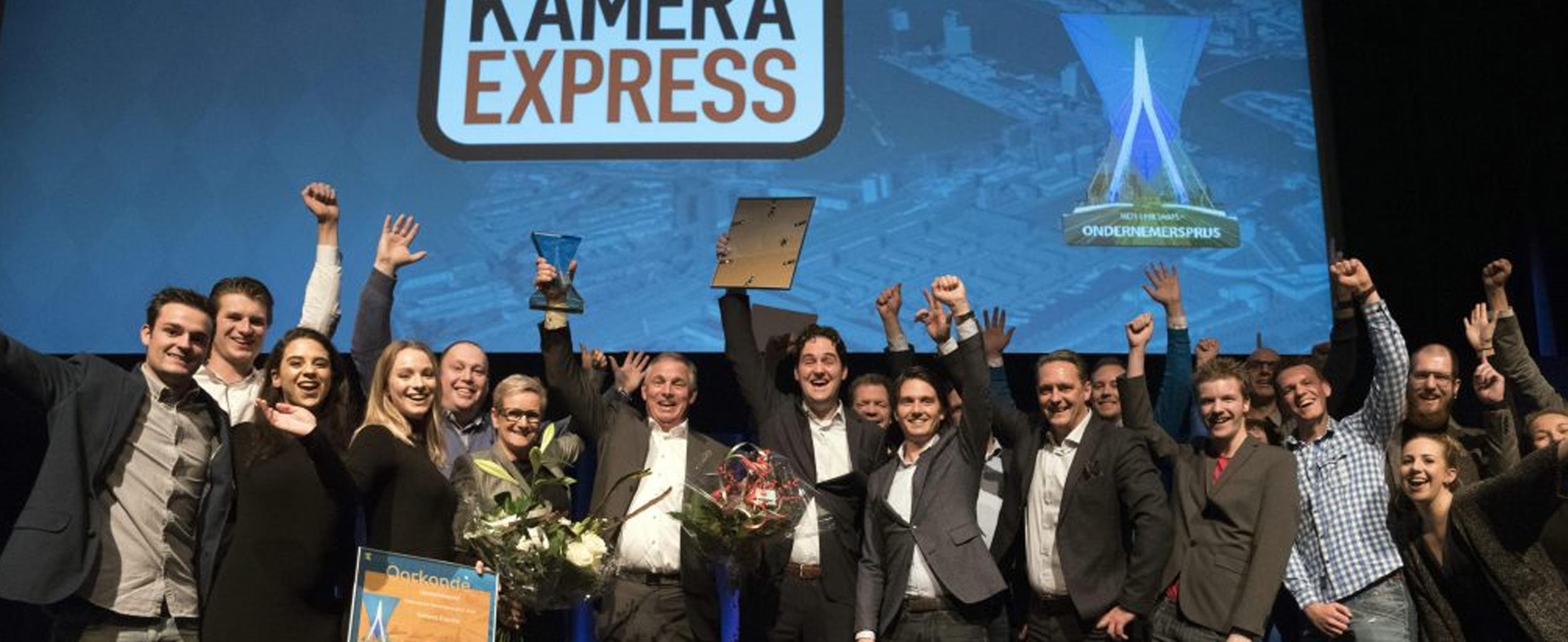 Rotterdamse Ondernemersprijs 2018