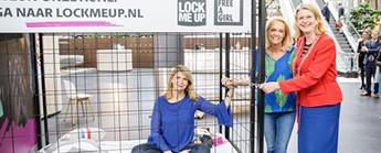 Free a Girl haalt ruim een half miljoen euro op