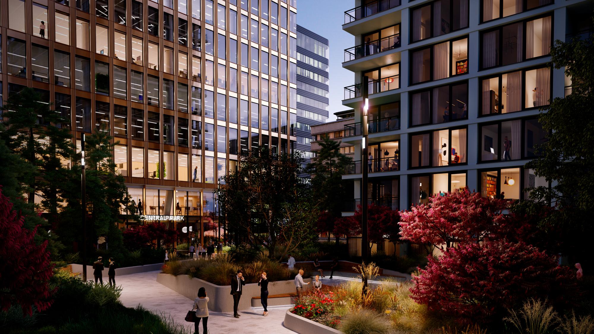 Feestelijke start bouw Central Park Utrecht