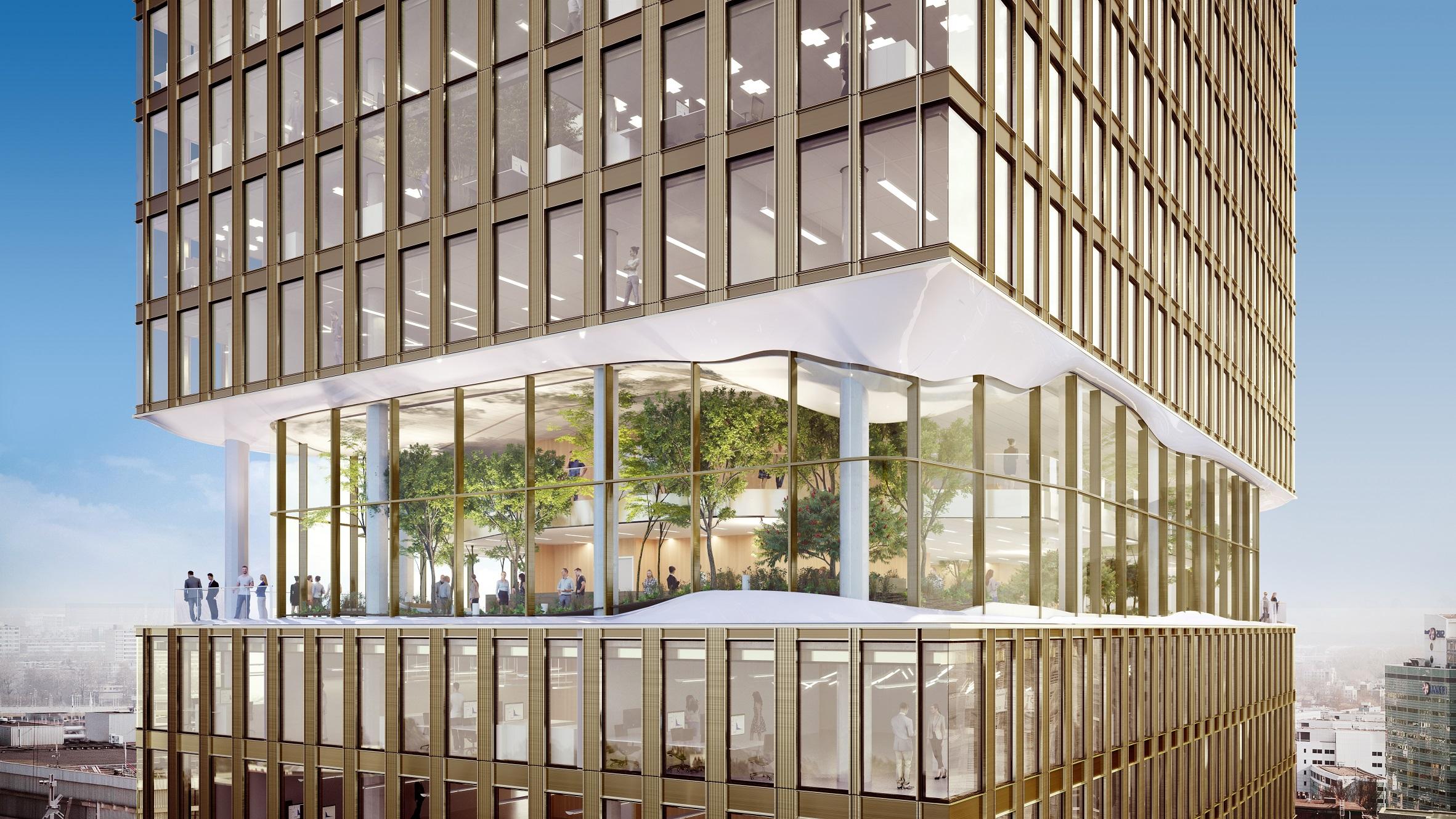 Bouwinvest koopt Central Park in Utrecht van Joint venture AG/APF