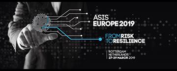 ASIS Europe 2019