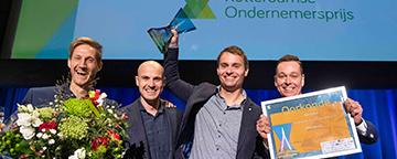 Helloprint wins Rotterdamse Ondernemersprijs 2018