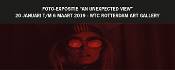 'An Unexpected View' expositie in WTC Rotterdam Art Gallery