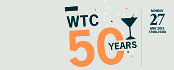 50-jarig jubileum World Trade Centers Association (WTCA)