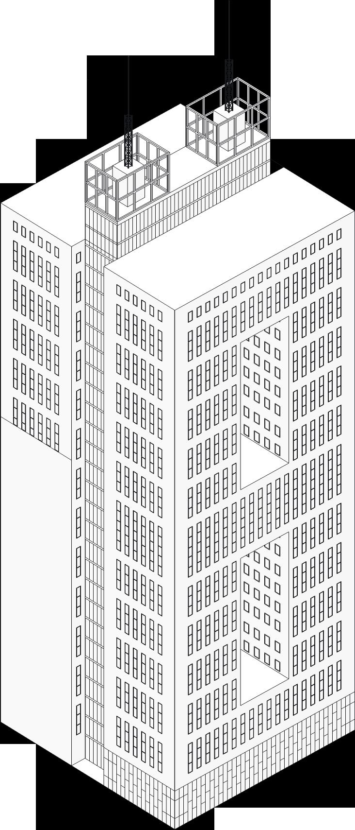 Building E (zuid)