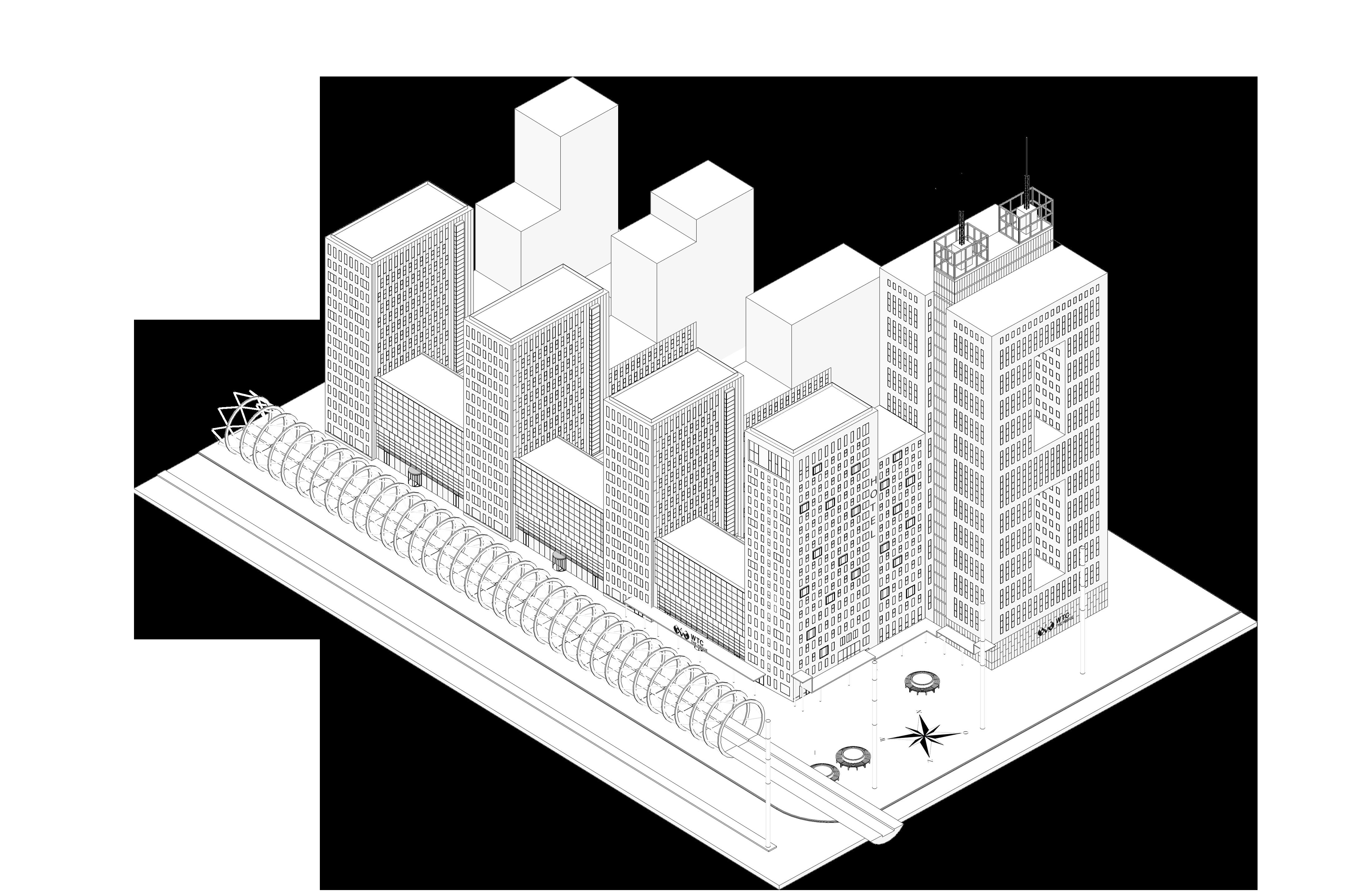 WTC Zuid