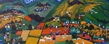 Opening Ecuadoriaanse tentoonstelling