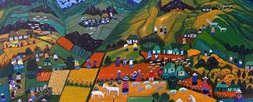 Opening Ecuadorian exhibition