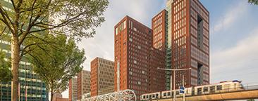 Bouwinvest en ENGIE tekenen voor duurzame toekomst WTC The Hague