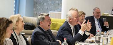 New Ambassadors Trade Meeting